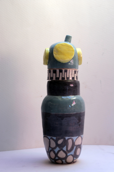 Buzo III|EsculturadeLina Cofán| Compra arte en Flecha.es