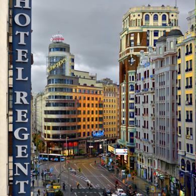Hotel Regente|FotografíadeLeticia Felgueroso| Compra arte en Flecha.es