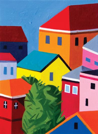 Pequeño paisaje 5|PinturadeJuan de la Rica| Compra arte en Flecha.es