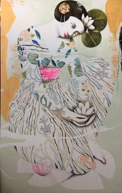 NATURALEZA VIVA|PinturadeMenchu Uroz| Compra arte en Flecha.es
