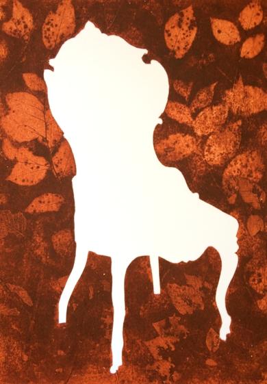 Darwin's chair|CollagedeInés Azagra| Compra arte en Flecha.es