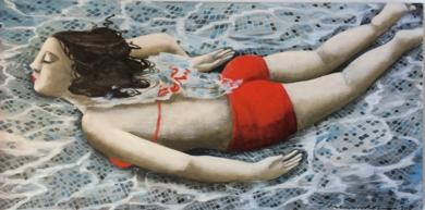 UN RESPIRO II|PinturadeMenchu Uroz| Compra arte en Flecha.es