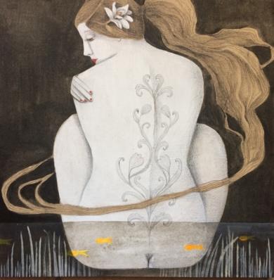 NATURALEZA|PinturadeMenchu Uroz| Compra arte en Flecha.es