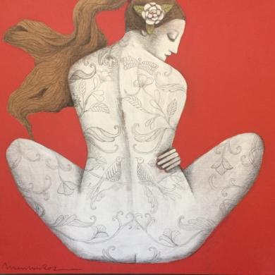 NATURALEZA I|PinturadeMenchu Uroz| Compra arte en Flecha.es