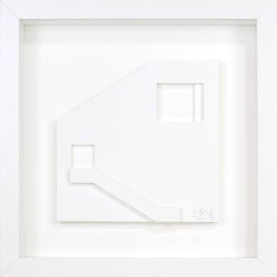 Escalera 12|Escultura de pareddeLuis Pérez Vega| Compra arte en Flecha.es