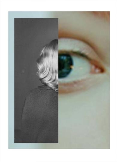 this eye doesn't shine III CollagedeMonika Ardila  Compra arte en Flecha.es