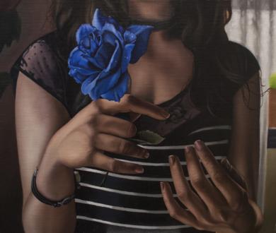 Efímero|PinturadeJose Díaz Ruano| Compra arte en Flecha.es