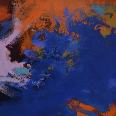 Andrew|PinturadeDilsa Jimenez| Compra arte en Flecha.es