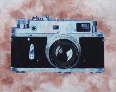 Cámara negra|PinturadeMiguel Ortega Mesa| Compra arte en Flecha.es