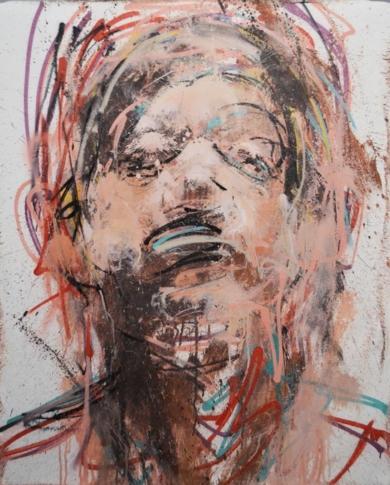 La Pared|PinturadeMarco Prieto| Compra arte en Flecha.es
