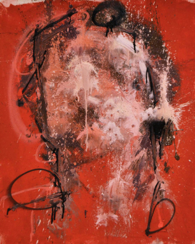 El moderno Prometeo|PinturadeMarco Prieto| Compra arte en Flecha.es