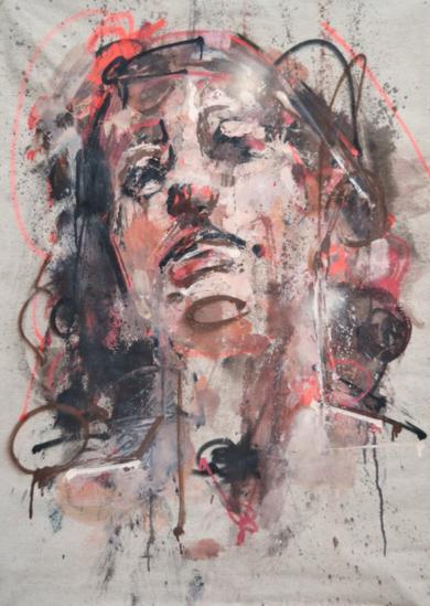 Platero|PinturadeMarco Prieto| Compra arte en Flecha.es