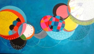 Cielo|PinturadeANALIA MALOSETTI| Compra arte en Flecha.es