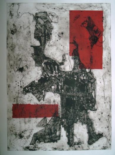 El Quijote|Obra gráficadeCarmina Palencia| Compra arte en Flecha.es