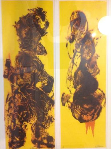 Oriental|Obra gráficadeCarmina Palencia| Compra arte en Flecha.es