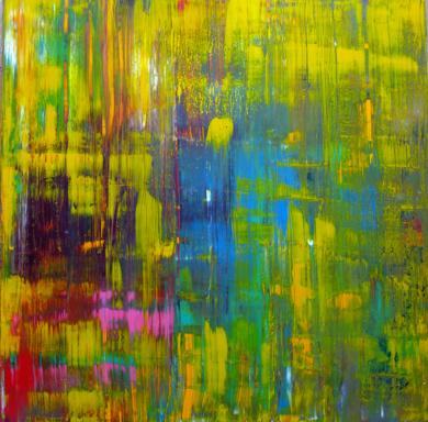SIN TITULO L|PinturadeSaid Rajabi| Compra arte en Flecha.es