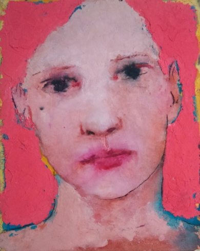"""CAYETANA""|PinturadeEduardo Salazar| Compra arte en Flecha.es"