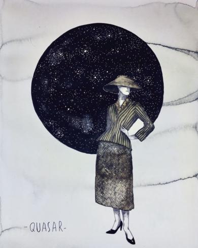 QUASAR|CollagedeJaume Mora| Compra arte en Flecha.es