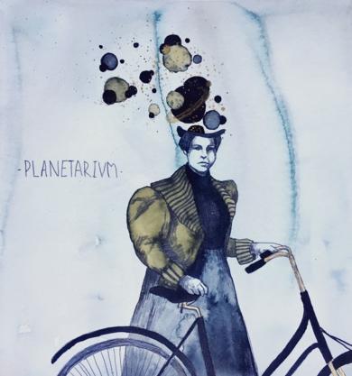 PLANETARIVM|CollagedeJaume Mora| Compra arte en Flecha.es