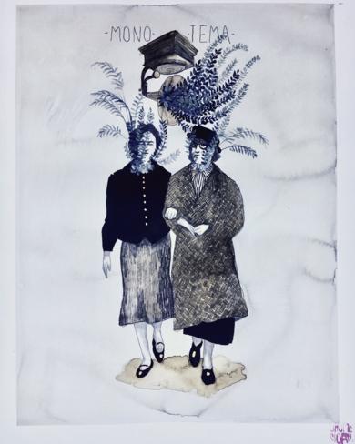 MONO.TEMA|CollagedeJaume Mora| Compra arte en Flecha.es