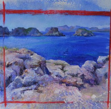 MALGRATS|PinturadeÁNGELES CERECEDA| Compra arte en Flecha.es