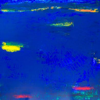 Ras43-Azul día|CollagedeJorge Font| Compra arte en Flecha.es