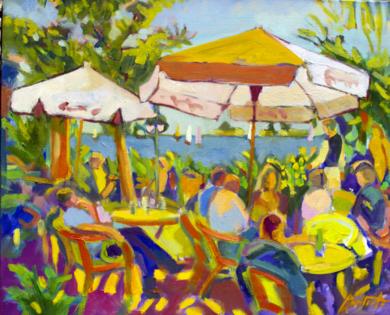 Crepe de azúcar y limón|PinturadeJosé Bautista| Compra arte en Flecha.es
