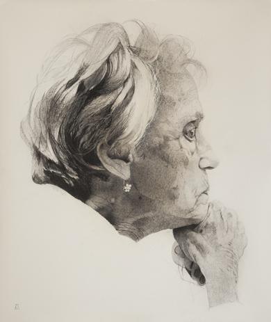 Julia|DibujodeMarta de la Sota| Compra arte en Flecha.es
