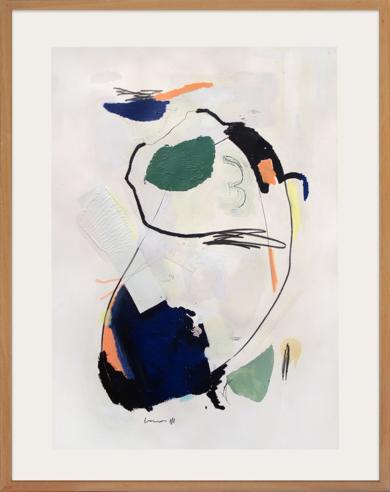 Limon III|PinturadeJulian Smith & Toni Salom| Compra arte en Flecha.es