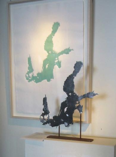 Mar Báltico II|EsculturadeJaelius Aguirre| Compra arte en Flecha.es