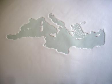 Mare Nostrum XIX|Obra gráficadeJaelius Aguirre| Compra arte en Flecha.es