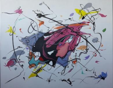 Op 64 Mendelssohn|PinturadeValeriano Cortázar| Compra arte en Flecha.es