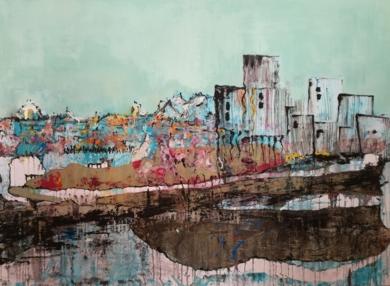 EL NUEVO COLOR|PinturadeMimai| Compra arte en Flecha.es