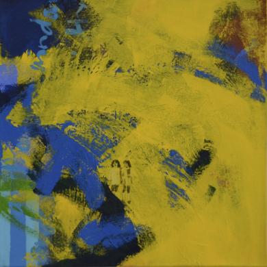 Elaine|PinturadeDilsa Jimenez| Compra arte en Flecha.es