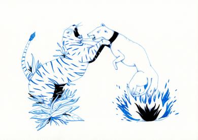 Verdades|DibujodeEspinaca Explosiva| Compra arte en Flecha.es