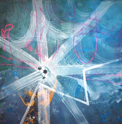 El pelotazo|PinturadeRosita Ibañez Martin| Compra arte en Flecha.es
