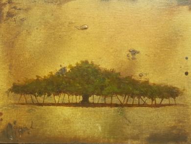 Higuera n°6|PinturadeMiguel Ángel García López| Compra arte en Flecha.es