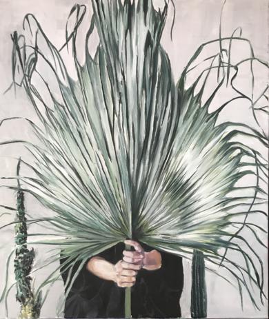 El ritual|PinturadeMarta Albarsanz| Compra arte en Flecha.es