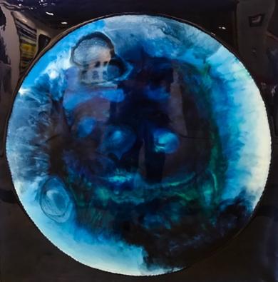 Blue Ocean 2|PinturadeYanespaintings| Compra arte en Flecha.es