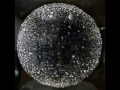 Black Star|PinturadeYanespaintings| Compra arte en Flecha.es
