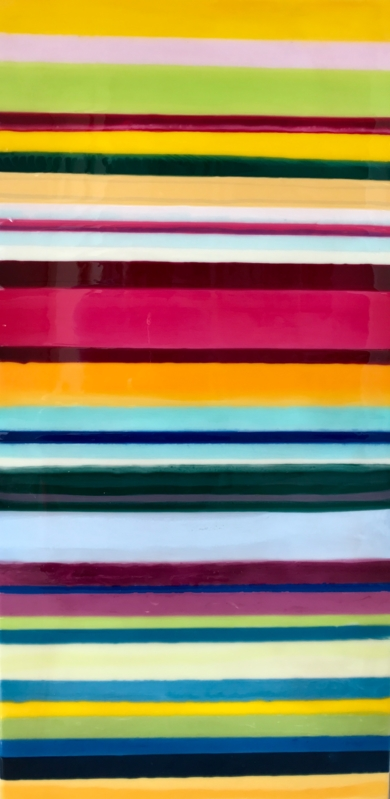 Summer lines|PinturadeYanespaintings| Compra arte en Flecha.es