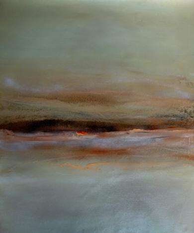 Una nueva tierra|PinturadeEsther Porta| Compra arte en Flecha.es