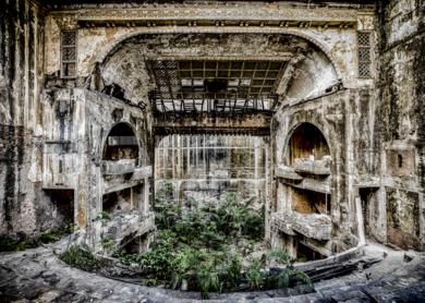 Teatro Campoamor|FotografíadeIñigo Plaza| Compra arte en Flecha.es