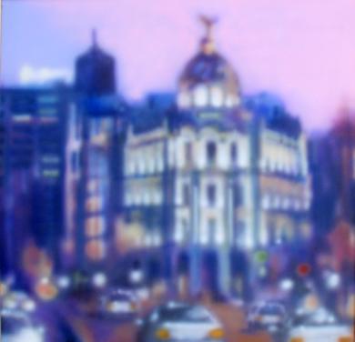metrópolis nº 1|Pinturadesaiz manrique| Compra arte en Flecha.es