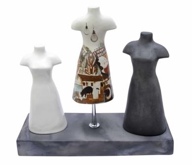 Peek a Boo|EsculturadeAna Agudo| Compra arte en Flecha.es