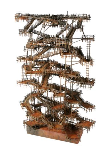 LABERINTOS|EsculturadeFernando Suárez| Compra arte en Flecha.es