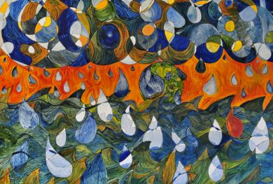 La tempesta|Imagen en movimientodeRICHARD MARTIN| Compra arte en Flecha.es