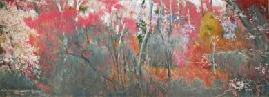 Travesía II|PinturadeManuel Luca de tena| Compra arte en Flecha.es