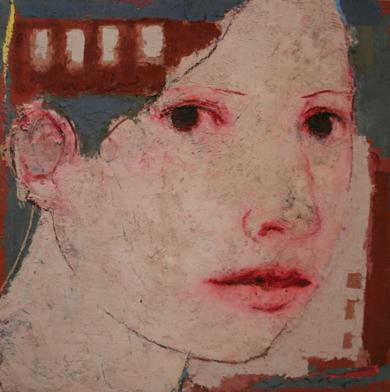 CLAUDIA|PinturadeEduardo Salazar| Compra arte en Flecha.es