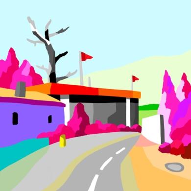 El pabellón|DigitaldeAlejos Lorenzo| Compra arte en Flecha.es